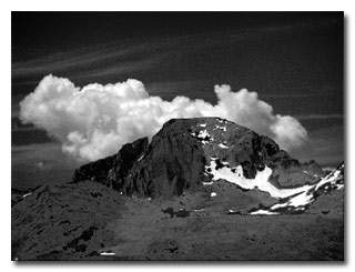 Long's Peak Digital Photography © Mel Tulin
